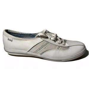 Keds white casual sneakers size 10